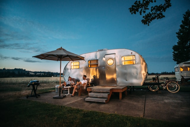 Campers Zuid Holland